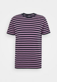 CLASSIC - Print T-shirt - navy/pink