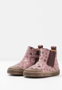 Froddo - ROSARIO CHELYS MEDIUM FIT - Kotníkové boty - dark pink - 3