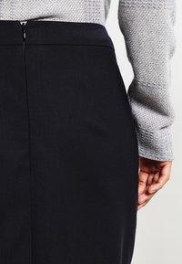 Filippa K - COOL - A-line skirt - dark navy - 3
