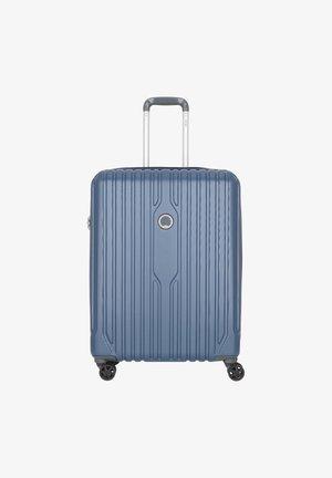 MASERU 4-ROLLEN TROLLEY 66 CM - Wheeled suitcase - jeansblau
