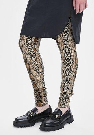 Leggings - Trousers - sand snake