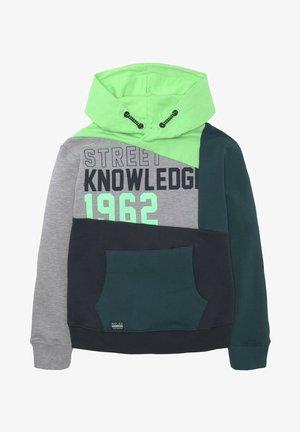 Sweatshirt - washed neon green green