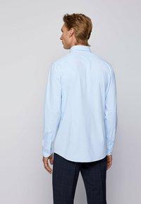 BOSS - Formal shirt - light blue - 2