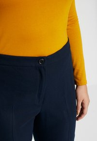 Persona by Marina Rinaldi - RIO - Trousers - blu marino - 4