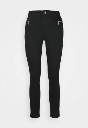 ZIP DARCY - Jeans Skinny Fit - black