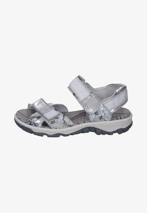 Sandals - offwhite-metallic/ice