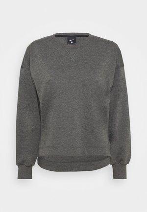 CORE  - Sudadera - black/dark smoke grey