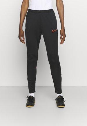 ACADEMY 21 PANT - Spodnie treningowe - black/bright crimson