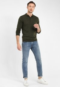 PROFUOMO - PROFUOMO - Polo shirt - green - 1