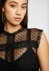 JDY - JDYLINE DRESS - Robe de soirée - black - 5