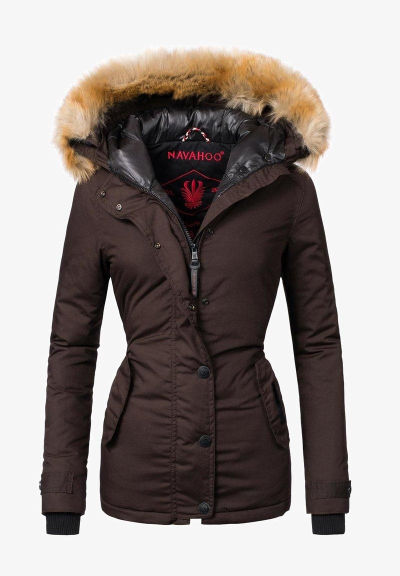 Navahoo - LAURA - Winter jacket - braun
