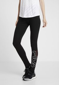 Fila - FLEXY - Tights - black - 0