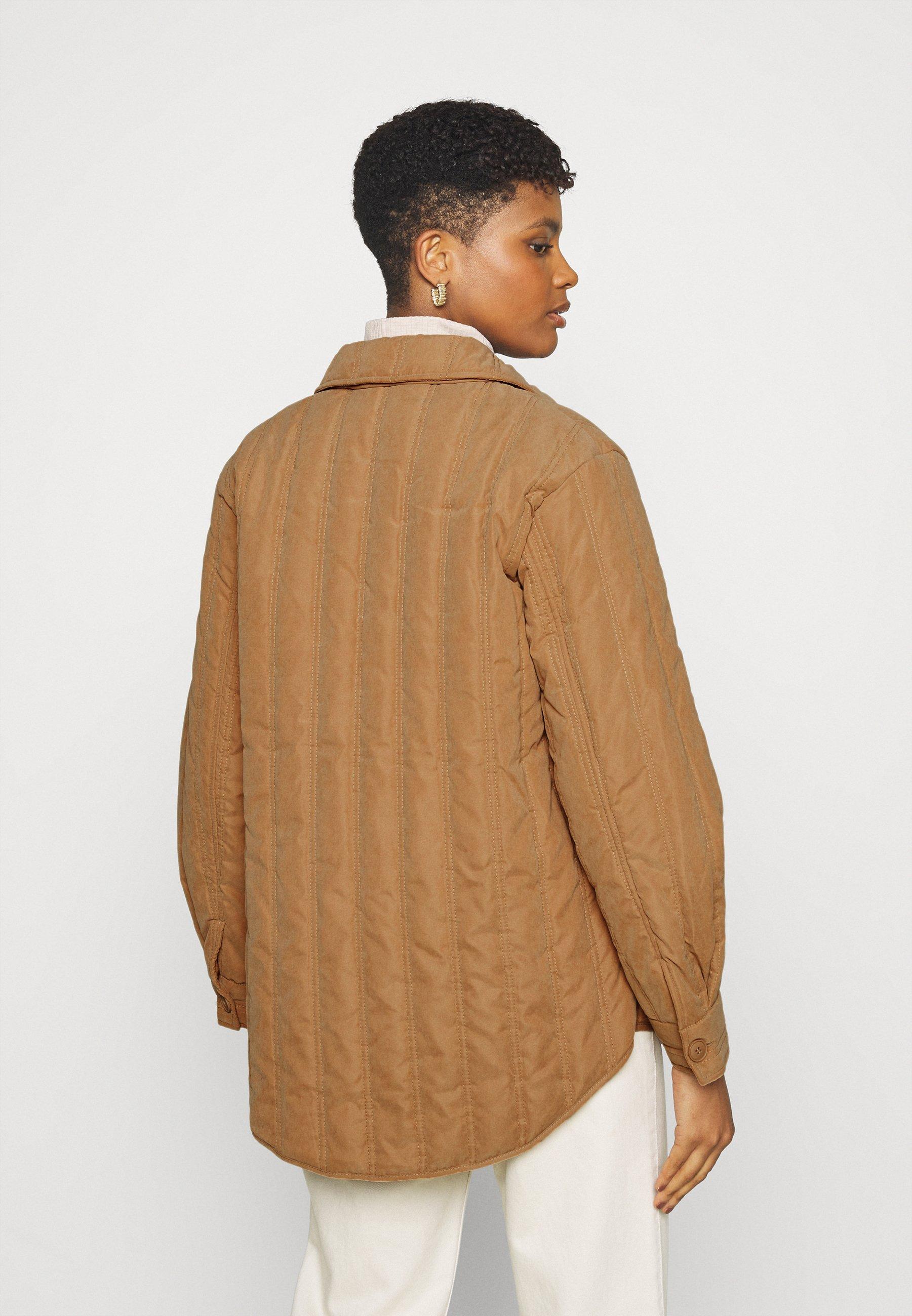 Women YASVILANA QUILTED JACKET - Summer jacket