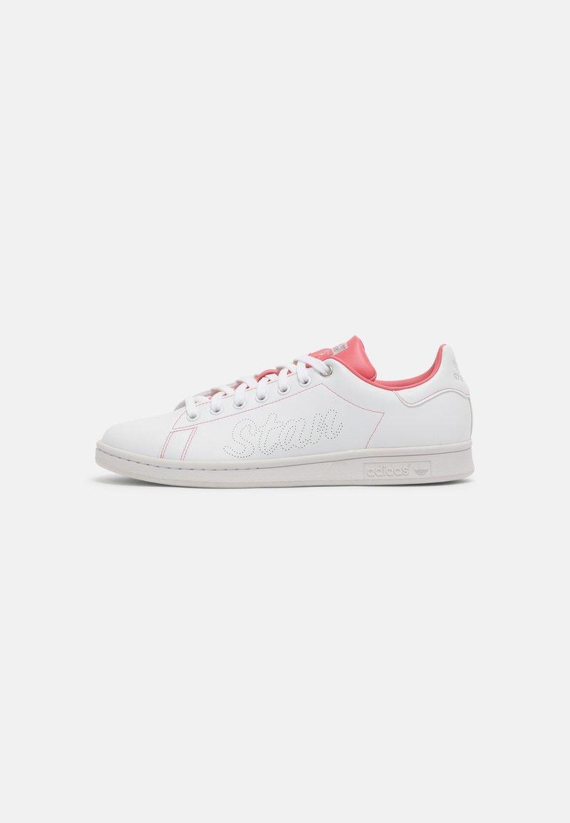 adidas Originals - STAN SMITH W - Tenisky - white/hazy rose/silver