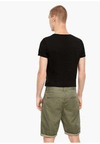 QS by s.Oliver - Shorts - thyme - 2