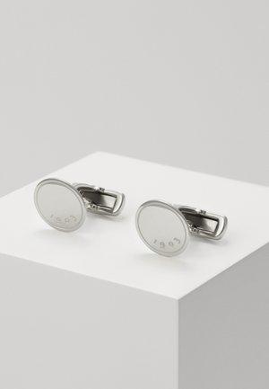 ALDON - Manžetové knoflíčky - silver-coloured