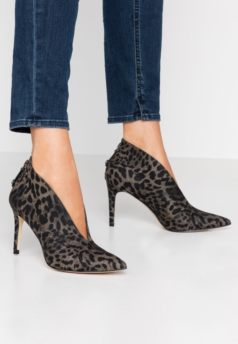 Guess - BOANA - High heeled ankle boots - black