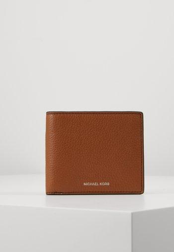 BILLFOLD COIN POCKET - Plånbok - luggage/black