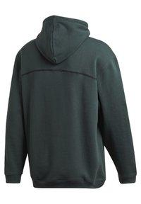 adidas Originals - R.Y.V. HOODIE - Jersey con capucha - green - 9
