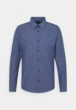 PERROS - Formal shirt - medium blue