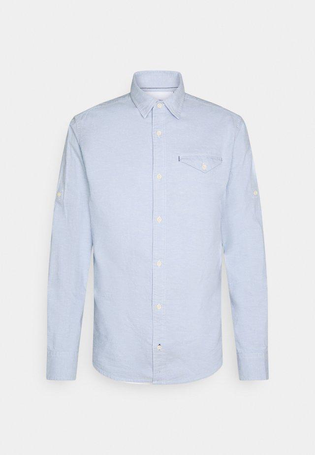 JORFORT SHIRT - Shirt - kentucky blue