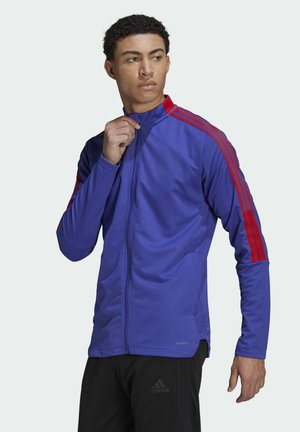 TIRO TK JKT PR - Training jacket - purple