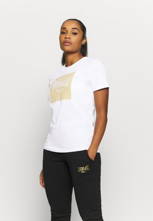 BRYANT - Camiseta estampada - white