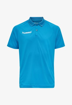 HMLPROMO  - Poloshirt - diva blue