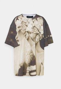 Sportmax - PAVENTO - Print T-shirt - white - 4