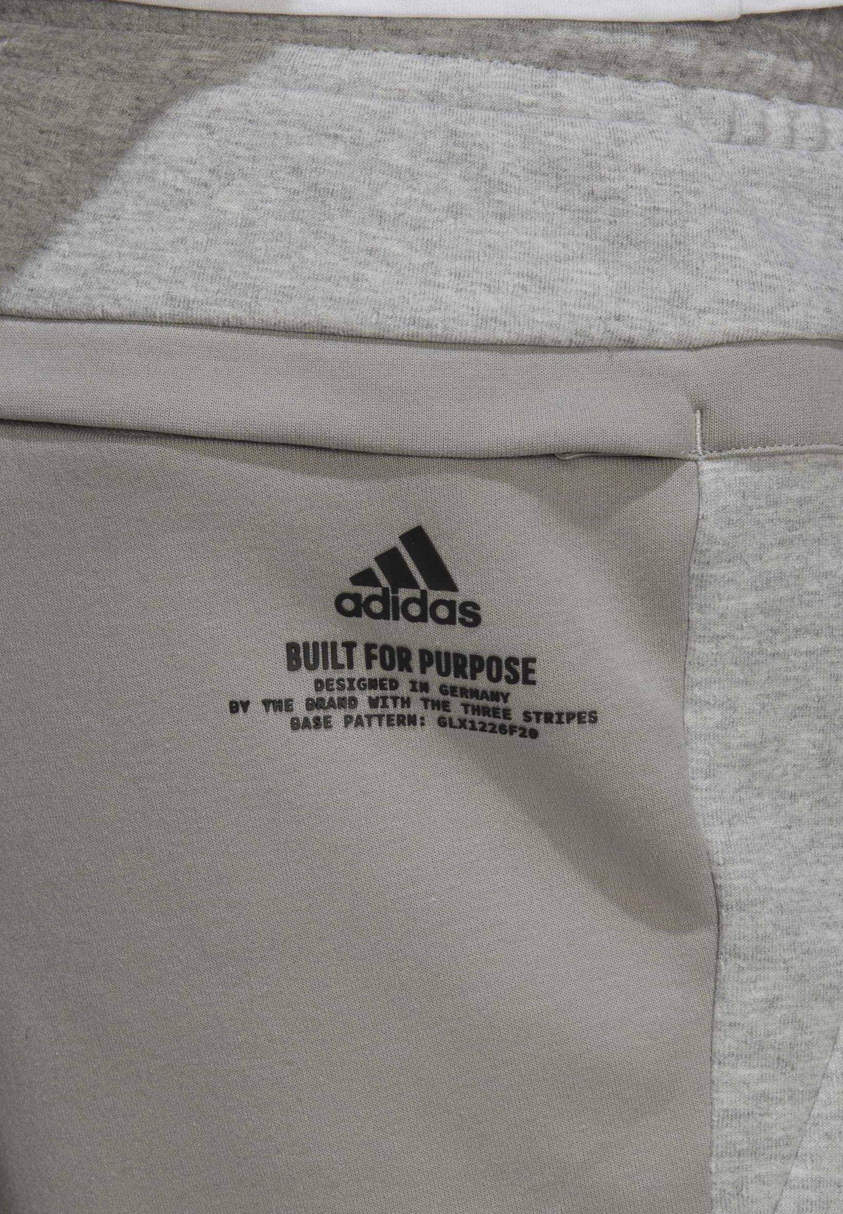 Adidas Performance Joggebukse - Grey/grå
