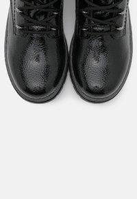 Rieker - Snørestøvletter - black - 5