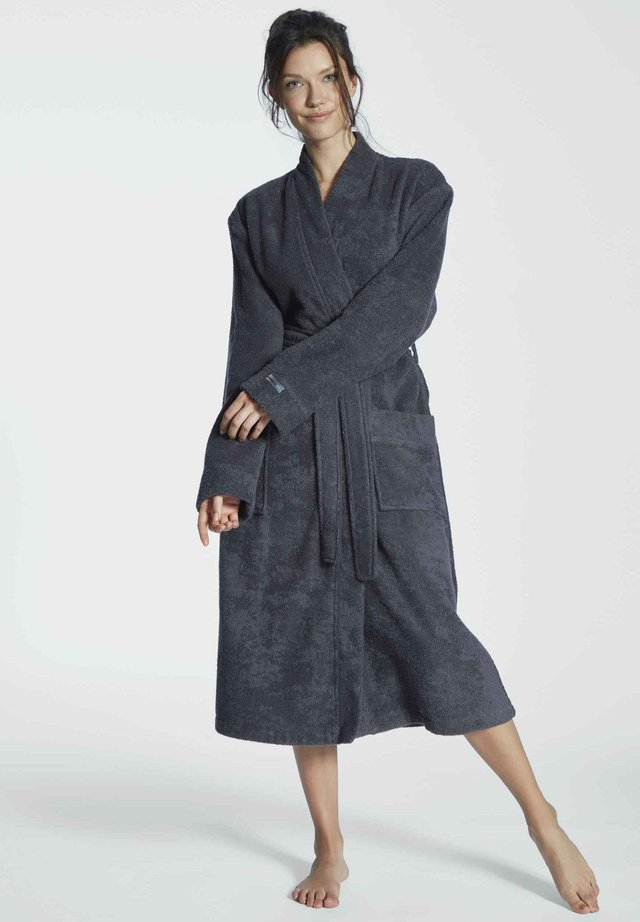 Dressing gown - anthra