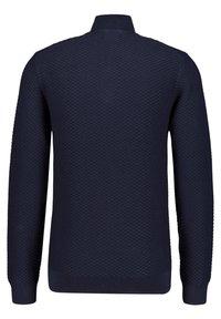 GANT - Stickad tröja - marine (52) - 2