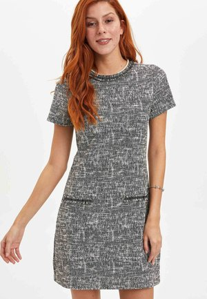 BASIC - Vestido informal - grey