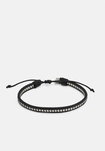 BOX CHAIN BRACELET - Bracelet - black