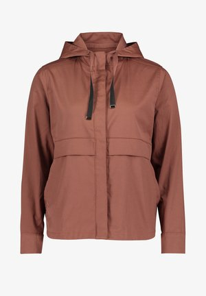 Outdoor jacket - marron