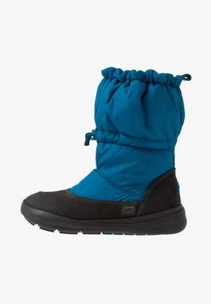 ERGO  - Winter boots - blue/grey
