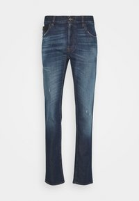 Just Cavalli - PANTALONE WITH LOGO - Slim fit jeans - blue denim - 4
