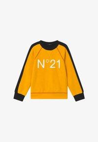 N°21 - Mikina - intense yellow - 2