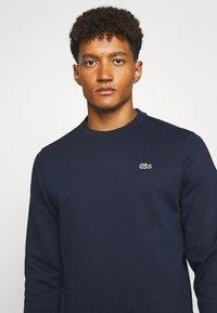 Lacoste Sport - CLASSIC - Sweatshirt - navy blue - 4