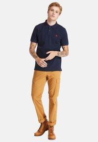 Timberland - MILLERS RIVER - Polo shirt - dark sapphire - 1