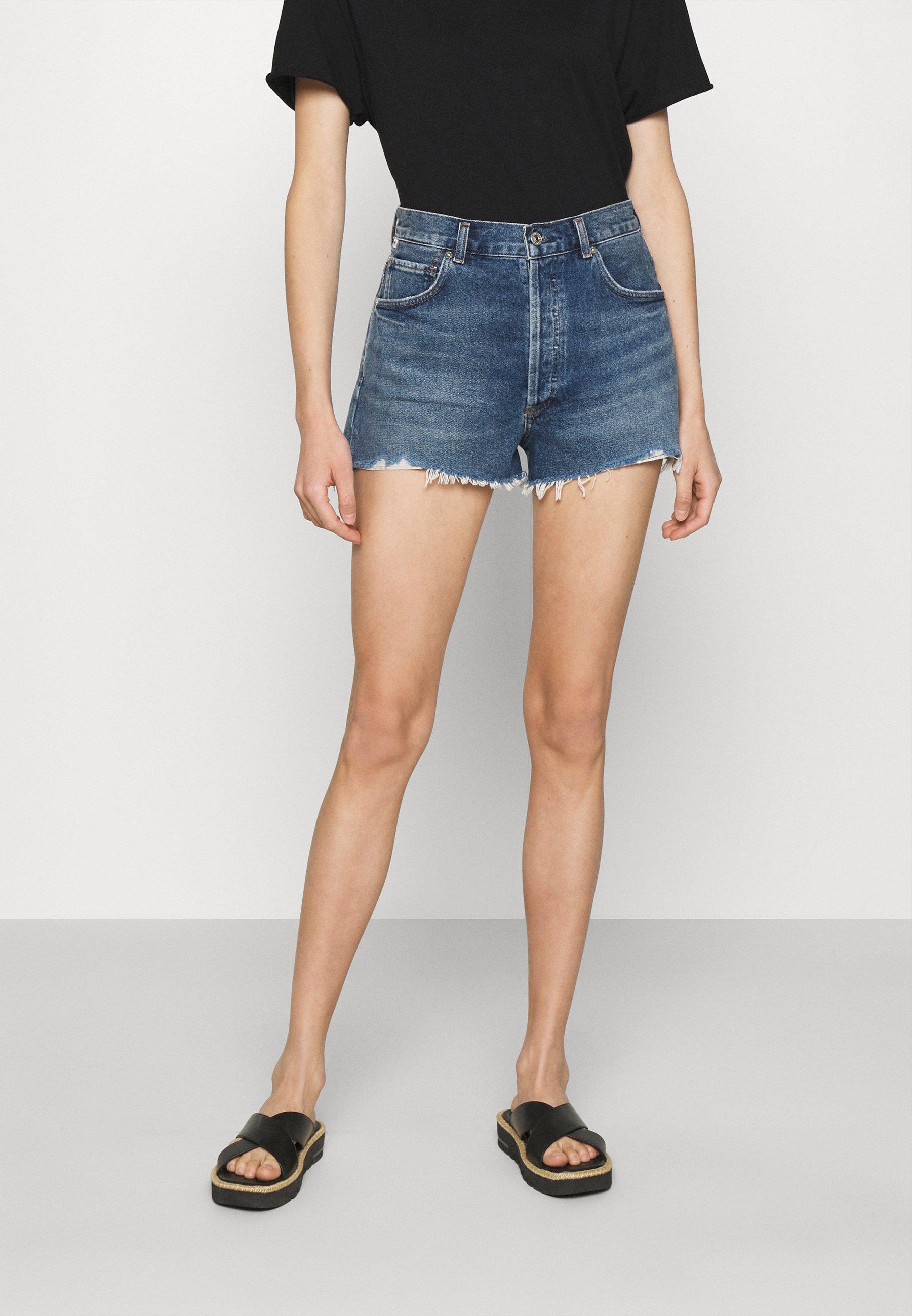 Women KAIA - Denim shorts