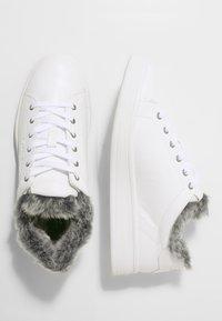 Calvin Klein - SOLEIL  - Sneaker low - white - 2