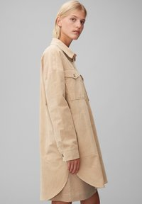Marc O'Polo - Short coat - vintage stone - 4
