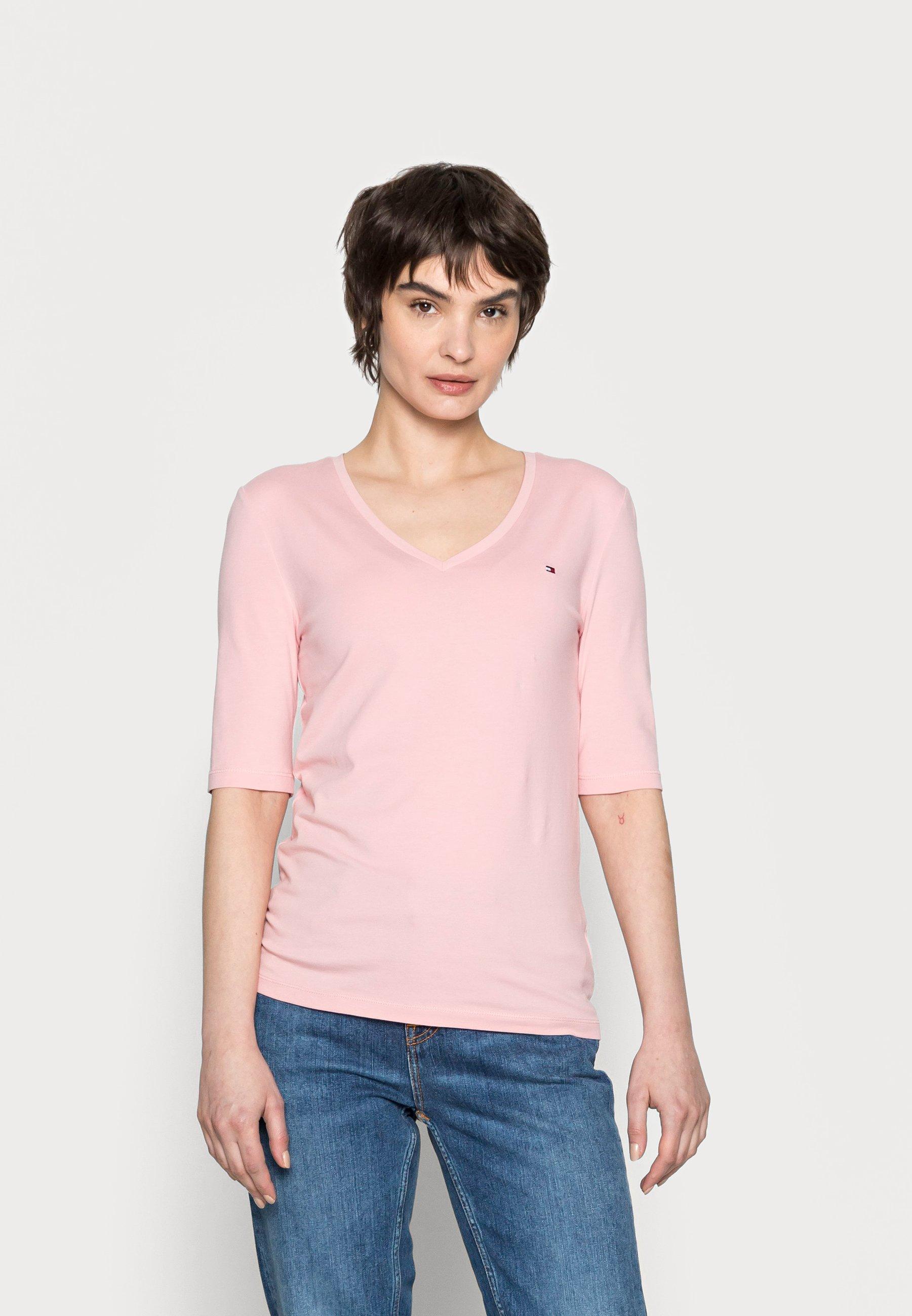 Damen COOL SOLID TOP - T-Shirt basic