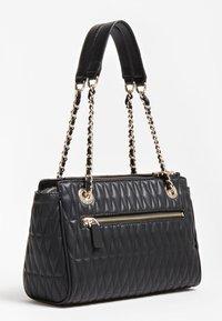 Guess - BRINKLEY GESTEPPT - Handbag - schwarz - 1
