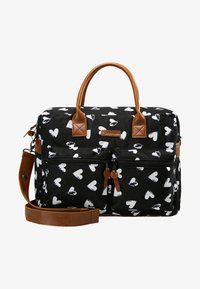 Kidzroom - DIAPERBAG - Torba do przewijania - black - 6