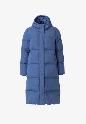 Down coat - ltblue