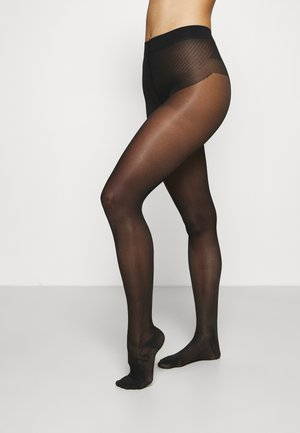 WOMEN SHAPE & ACTIVE - Tights - black