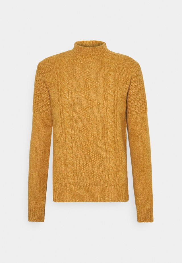 IDOR - Jumper - dark yellow